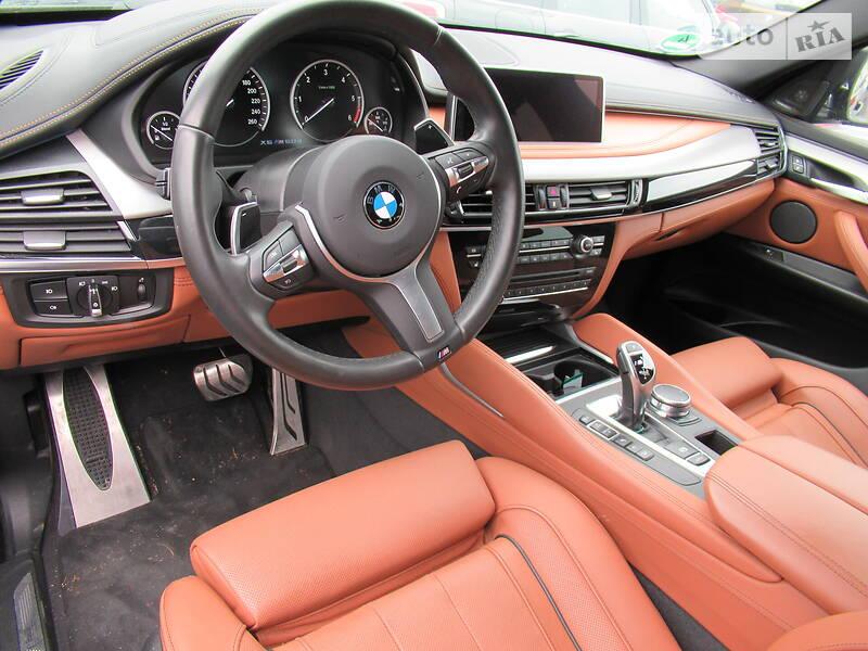 BMW X6 2018 в Киеве