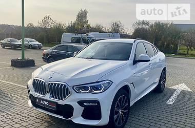 BMW X6 2020 в Львове