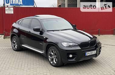 BMW X6 2009 в Владимир-Волынском