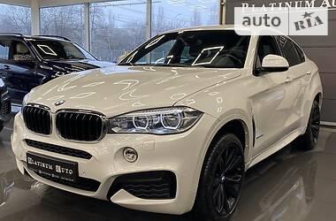 BMW X6 2016 в Одессе