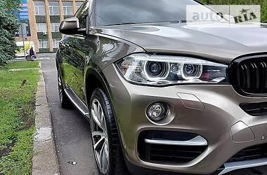 BMW X6 2016 в Одесі