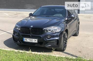 Купе BMW X6 2017 в Дніпрі
