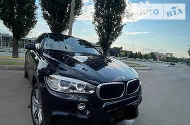 Позашляховик / Кросовер BMW X6 2017 в Харкові