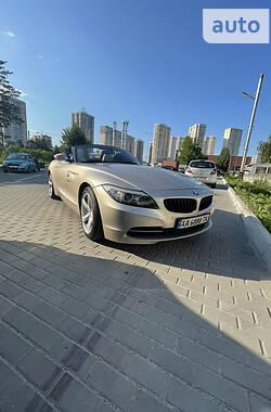 Кабриолет BMW Z4 2011 в Киеве