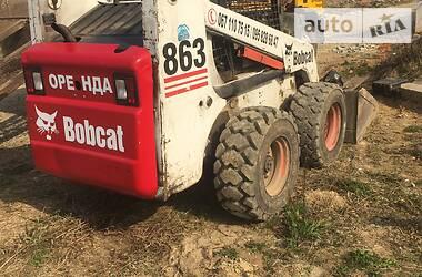 Bobcat 863 2001 в Стрые