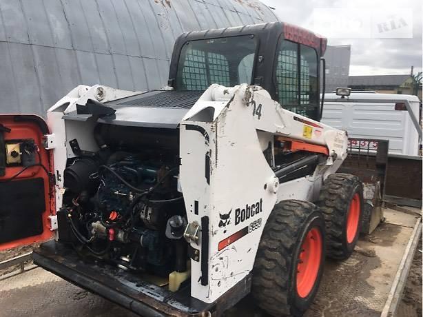 Bobcat S570 S550