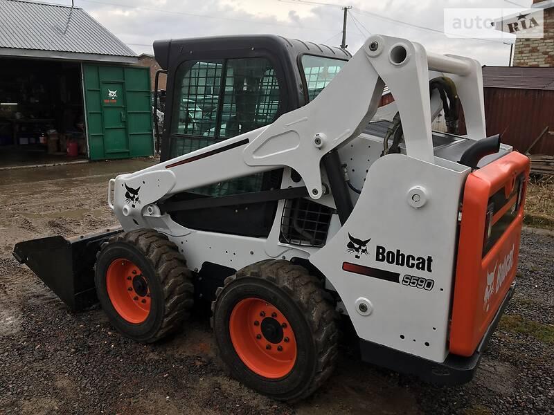 Bobcat S590 2014 в Львове