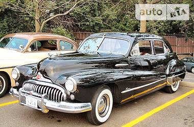 Buick Eight  1946