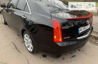 Cadillac ATS 2014 в Кривом Роге
