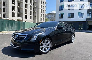 Седан Cadillac ATS 2014 в Борисполі