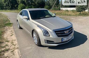 Седан Cadillac ATS 2015 в Киеве