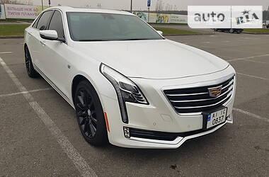 Седан Cadillac CT6 2017 в Киеве
