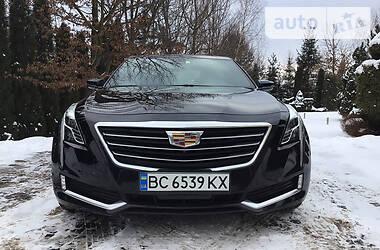 Cadillac CT6 2017 в Івано-Франківську
