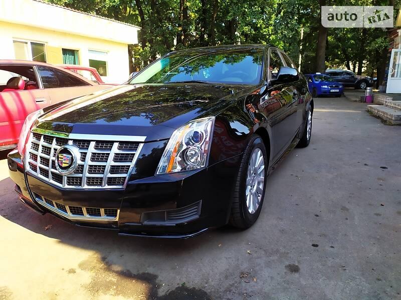 Cadillac CTS 2012 в Умані