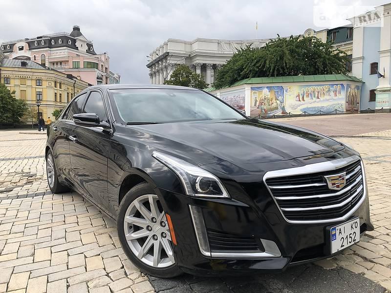 Cadillac CTS 2014 в Киеве
