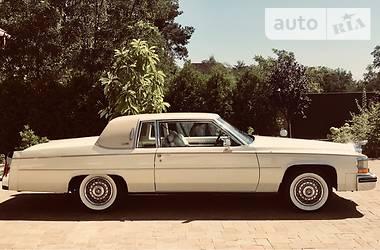 Cadillac DE Ville 1984 в Киеве