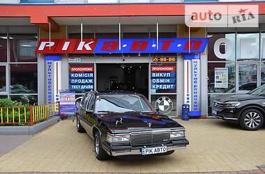 Cadillac DE Ville 1986 в Львове