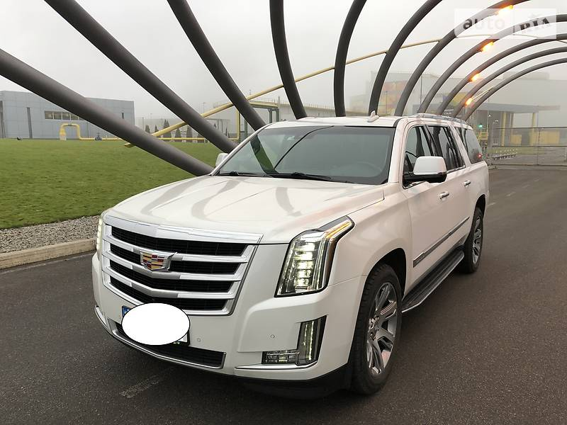 Cadillac Escalade 2017 в Днепре