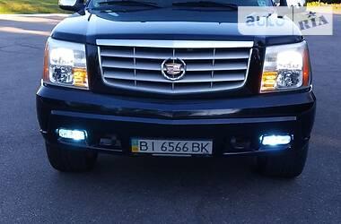 Внедорожник / Кроссовер Cadillac Escalade 2005 в Харькове