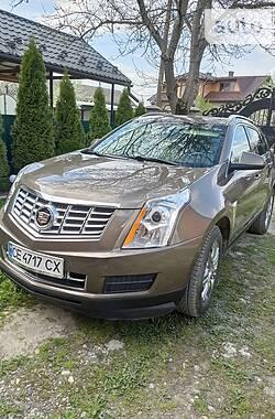 Внедорожник / Кроссовер Cadillac SRX 2014 в Черновцах