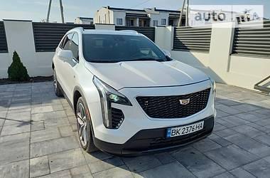 Cadillac XT4 2019 в Ровно