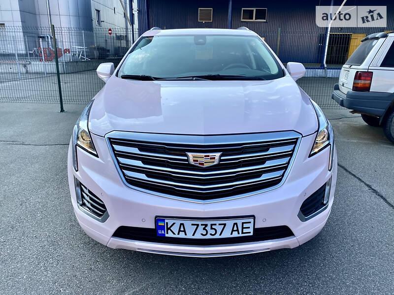 Cadillac XT5 2017 в Києві