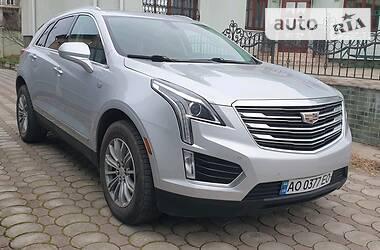 Cadillac XT5 2017 в Ужгороде