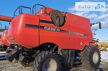 Комбайн зерноуборочный Case IH 8010 2006 в Сумах