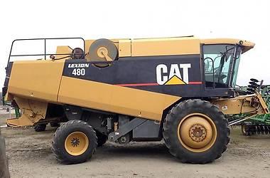 CAT Lexion 480 2001 в Одессе