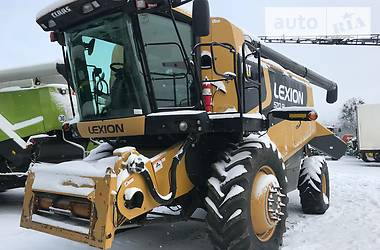 CAT Lexion 570R 2010 в Ровно