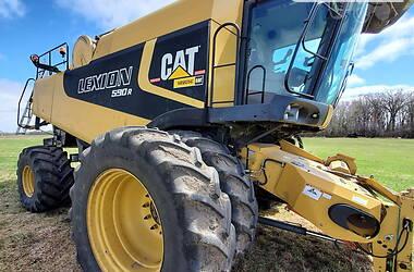Комбайн зерноуборочный CAT Lexion 590R 2005 в Ровно