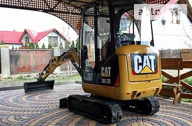 Caterpillar 301.7 2013 в Львове