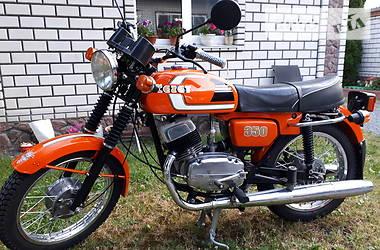 Cezet (Чезет) 350 1986 в Бердичеве