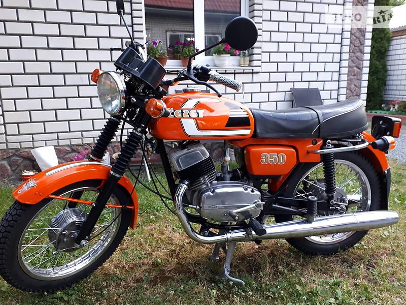 Мотоцикл Классік Cezet (Чезет) 350 1986 в Бердичеві