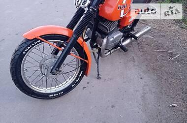 Cezet (Чезет) 350 1984 в Луцке