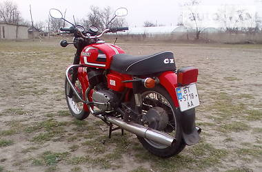 Cezet (Чезет) CZ 350 472 1988 в Херсоні