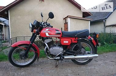 Cezet (Чезет) CZ 350 472 1988 в Трускавце