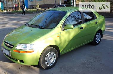 Chevrolet Aveo 2005 в Сумах