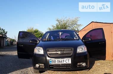 Chevrolet Aveo 2006 в Луганске