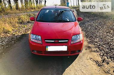Chevrolet Aveo 2006 в Виннице
