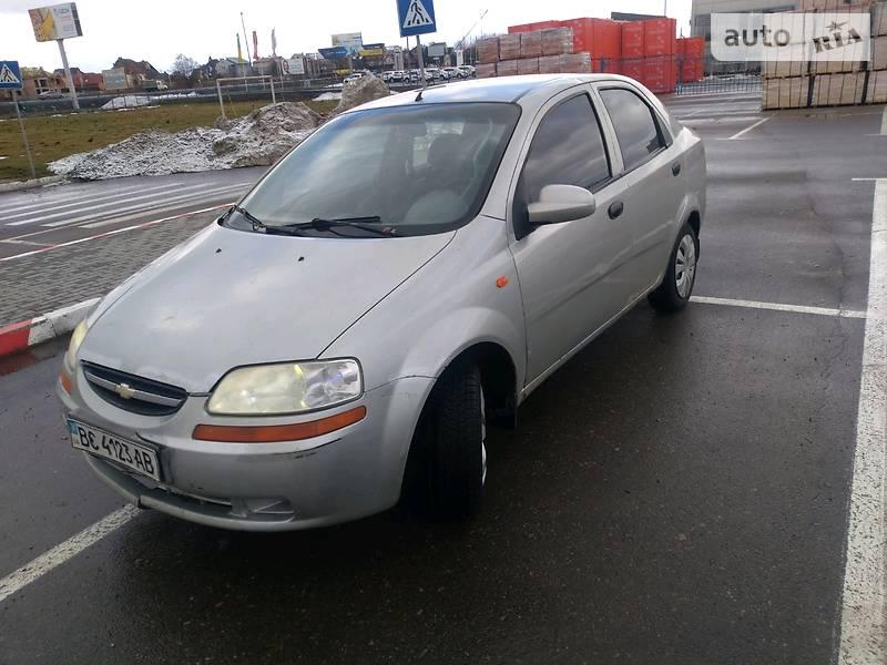 Chevrolet Aveo 2005 року в Львові