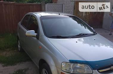 Chevrolet Aveo 2004 в Чернигове