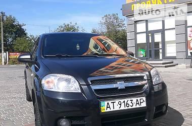 Chevrolet Aveo 2008 в Ивано-Франковске