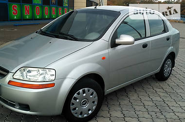 Chevrolet Aveo 2005 в Мариуполе
