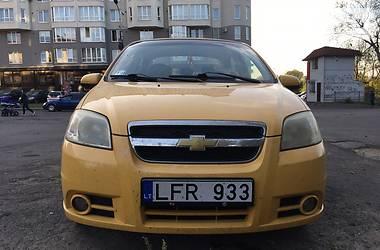 Chevrolet Aveo 2006 в Луцке