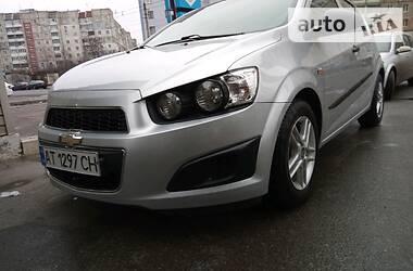 Chevrolet Aveo 2011 в Ивано-Франковске