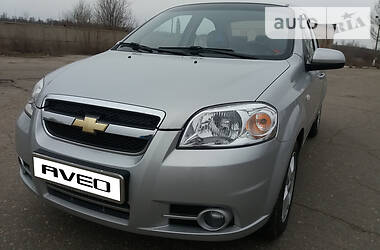 Chevrolet Aveo 2006 в Запорожье