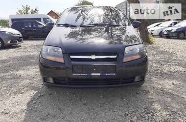 Chevrolet Aveo 2007 в Тернополе