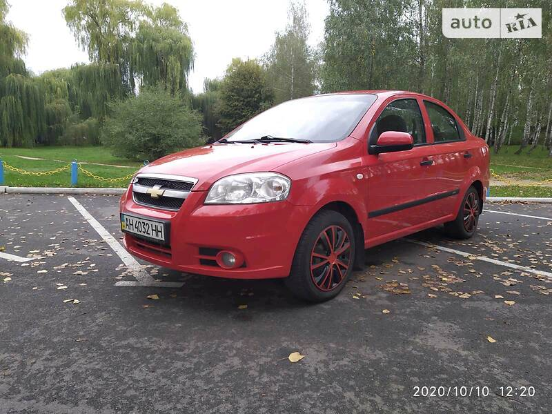 Chevrolet Aveo KOREYSKA SBORKA