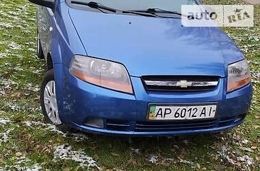 Седан Chevrolet Aveo 2005 в Запорожье